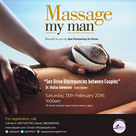 Massage My Man Is Back! Intimacy, Sensuality & Satisfaction