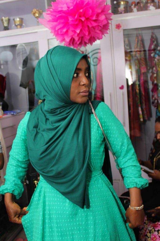 Modest Muslimah